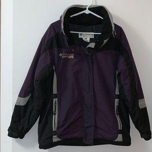 Columbia challenge series jacket size L